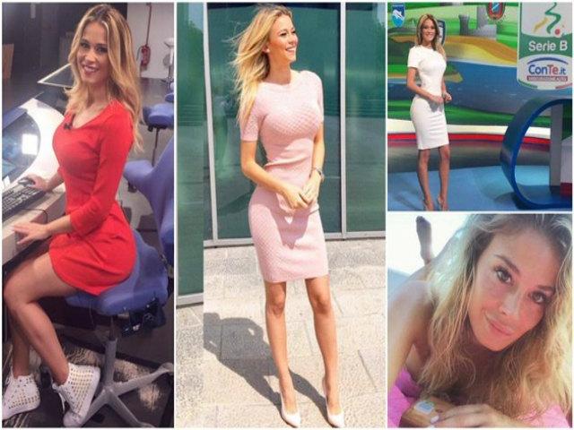 """Nữ phóng viên thể thao quyến rũ bị gạ chuyện """"đỏ mặt"""": Quyết ra tay hành động"""