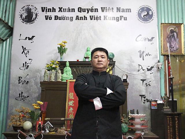 """Vụ võ sư Nam Anh Kiệt đánh người: Nhân chứng gửi đơn kiện """"nạn nhân"""""""