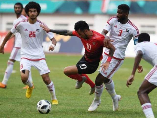 Trực tiếp bóng đá UAE - Indonesia (2 đối thủ của Việt Nam): Kỳ vọng địa chấn