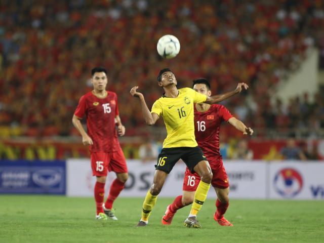 Malaysia 3 lần thua Việt Nam ở Mỹ Đình: Dàn SAO nhập tịch lu mờ vì thầy Park