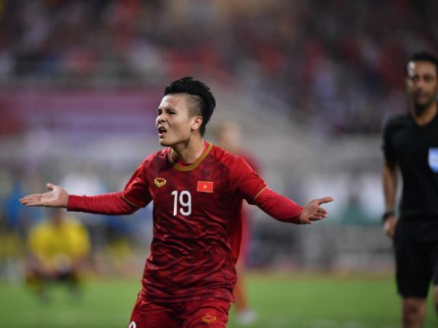 """Ngả mũ Quang Hải: """"Thần Tài"""" 2 lần giúp ĐT Việt Nam gieo sầu Malaysia"""