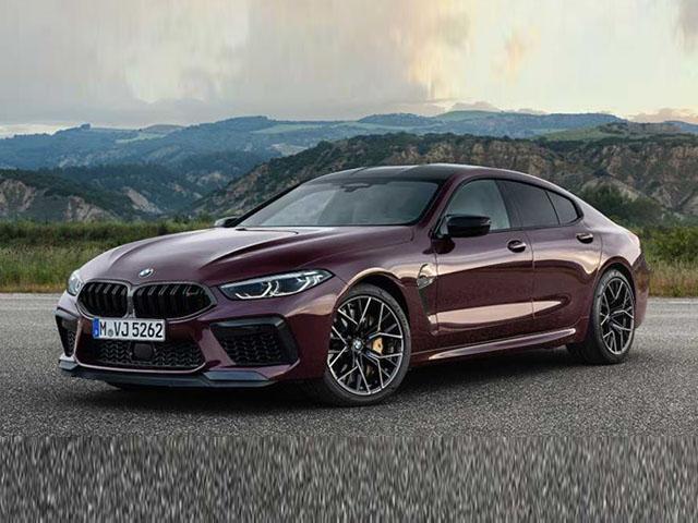BMW M8 Gran Coupe phiên bản Launch Edition giới hạn sản xuất chỉ 50 xe