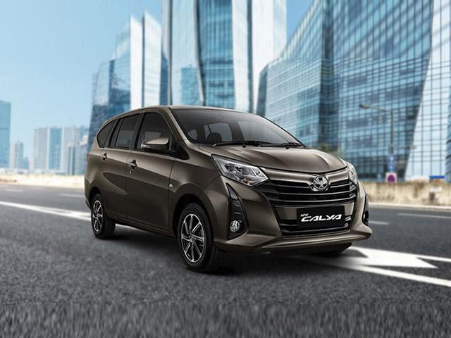 Toyota Calya 2020 - Mẫu MPV 7 chỗ với giá khởi điểm chỉ 227 triệu VNĐ