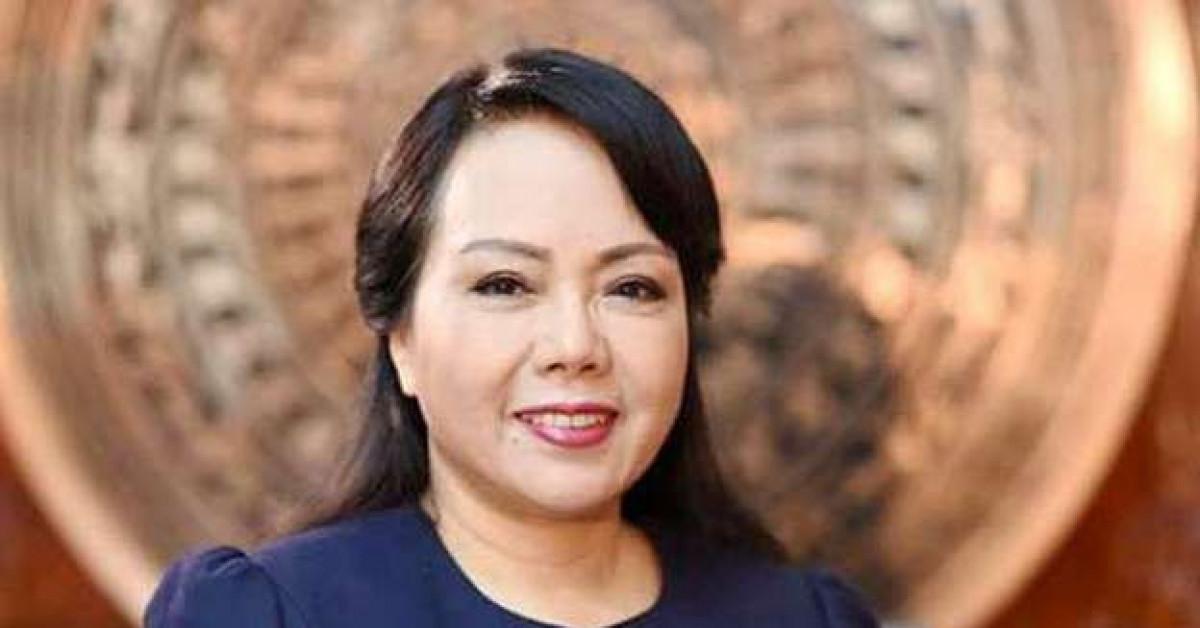 Quốc hội sẽ phê chuẩn miễn nhiệm Bộ trưởng Y tế với bà Nguyễn Thị Kim Tiến