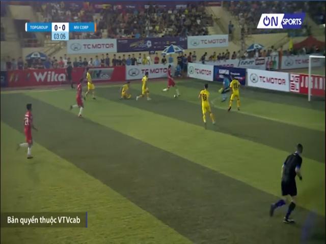 """Vòng 2 giải HPL """"bóng đá phủi"""" mùa 7: Phương """"Vertu"""" rực sáng, Tuấn Sơn lại hòa"""