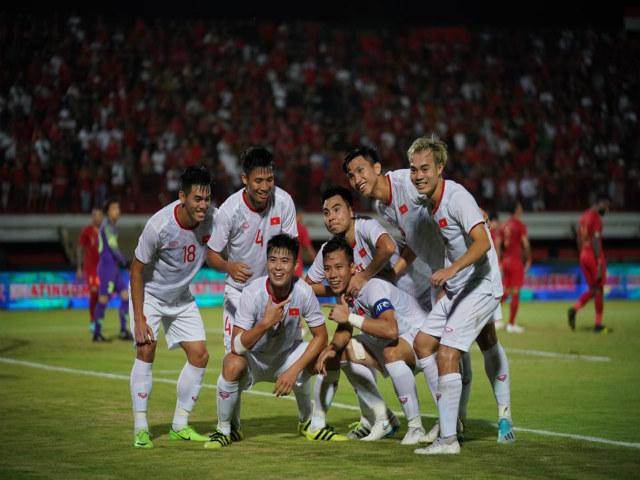 Việt Nam thắng tưng bừng Indonesia: Đứng thứ mấy bảng xếp hạng World Cup?