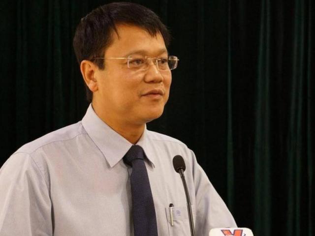 Thứ trưởng Bộ GD-ĐT Lê Hải An chủ trì hội thảo trước khi qua đời 1 ngày