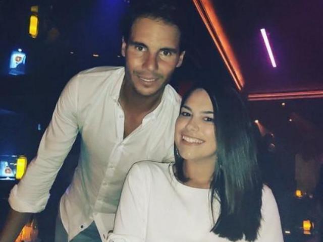 Nadal bất ngờ ăn chơi xuyên màn đêm: Xuất hiện hình ảnh với cô gái lạ