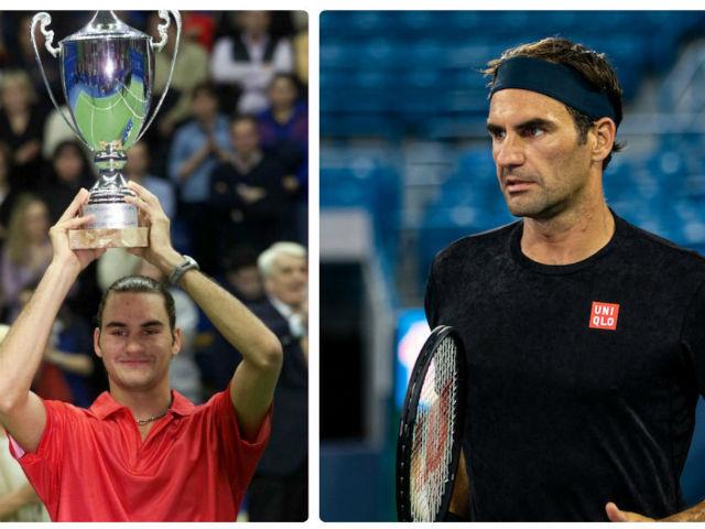 """Huyền thoại Federer: """"Chân mệnh thiên tử"""" tuổi 19, thầy cũ Djokovic cũng mê"""