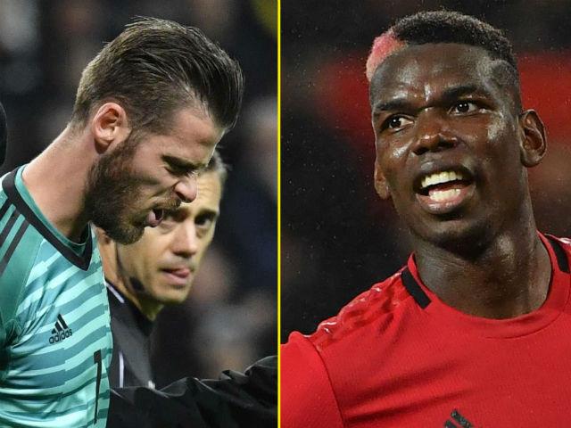 MU gặp đại họa: Mất De Gea lẫn Pogba, đấu Liverpool lấy rổ đựng bóng?