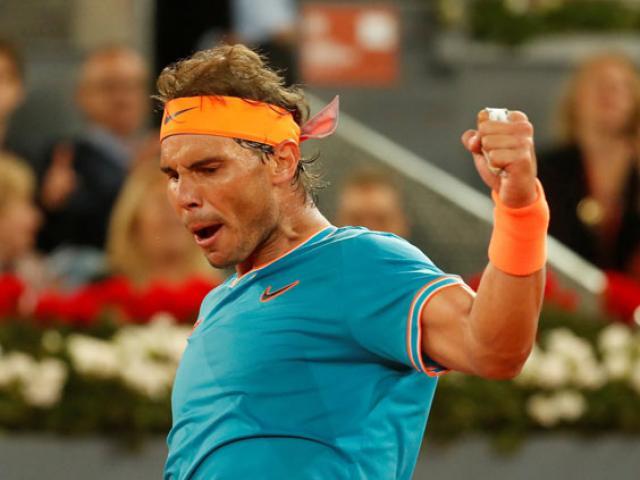 """Nadal đấu Federer - Djokovic ở Paris Masters: Khi Rafa không chỉ là """"Vua đất nện"""""""