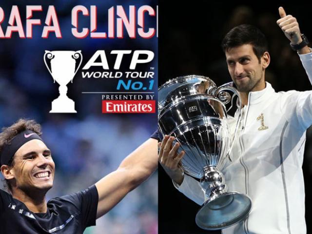 Nadal lên số 1 thế giới ngày 4/11: Djokovic có 14 ngày để lật đổ ngoạn mục