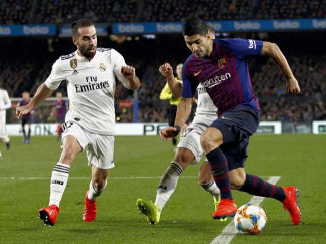 Tin HOT bóng đá tối 18/10: Trận El Clasico lượt đi bị hoãn