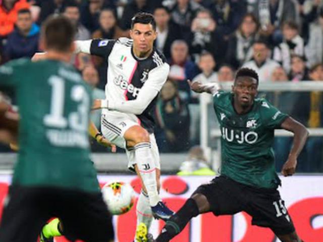 Video highlight trận Juventus - Bologna: Ronaldo rực rỡ, phút bù giờ siêu kịch tính