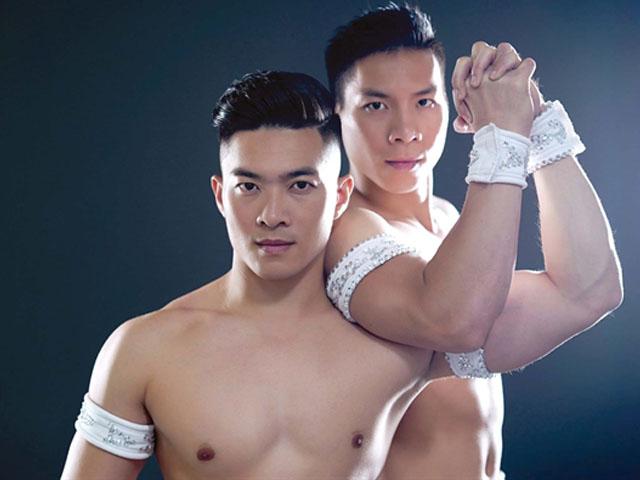 Quốc Cơ – Quốc Nghiệp vượt mặt xiếc Trung Quốc tại Liên hoan phim quốc tế
