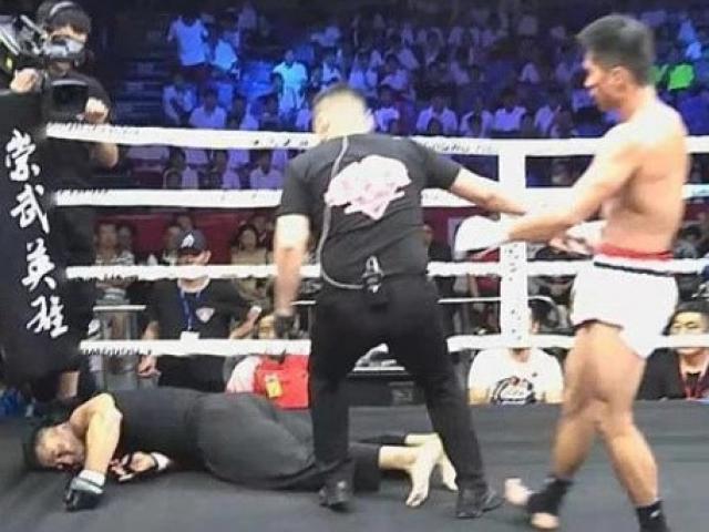 Đệ tử Diệp Vấn dám thách đấu Mike Tyson: Bị võ sỹ MMA đấm gục sau 74 giây