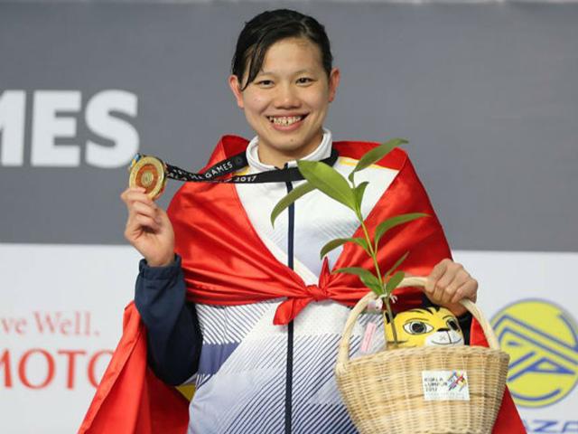 Vang dội kình ngư Ánh Viên: Vượt VĐV Trung Quốc giành huy chương thế giới