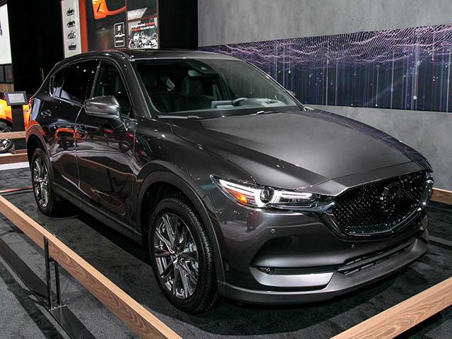Mazda phát triển động cơ diesel sạch, ra mắt vào năm 2020