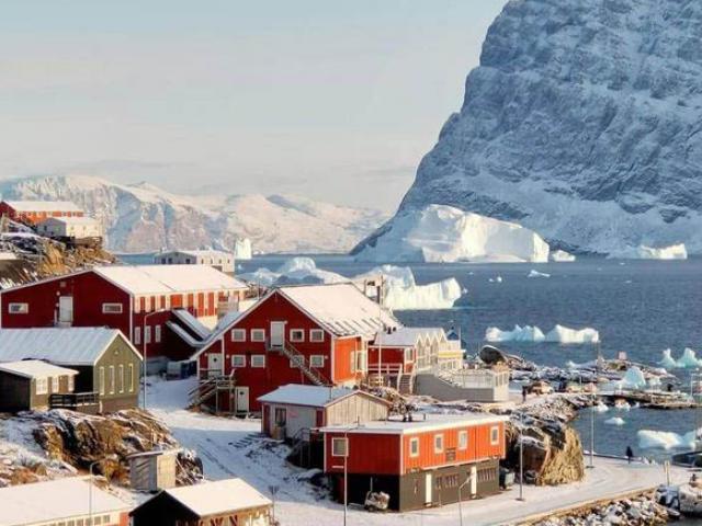 Vẻ đẹp ngất ngây của Greenland trước khi bị cái nóng toàn cầu làm tan biến