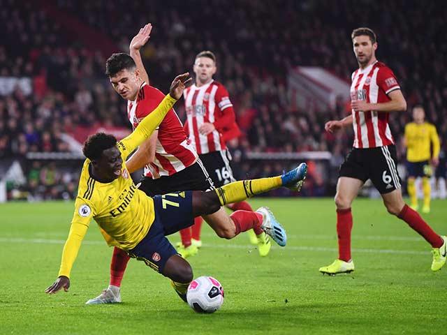 Trực tiếp bóng đá Sheffield United - Arsenal: Bảo toàn thành quả (Hết giờ)