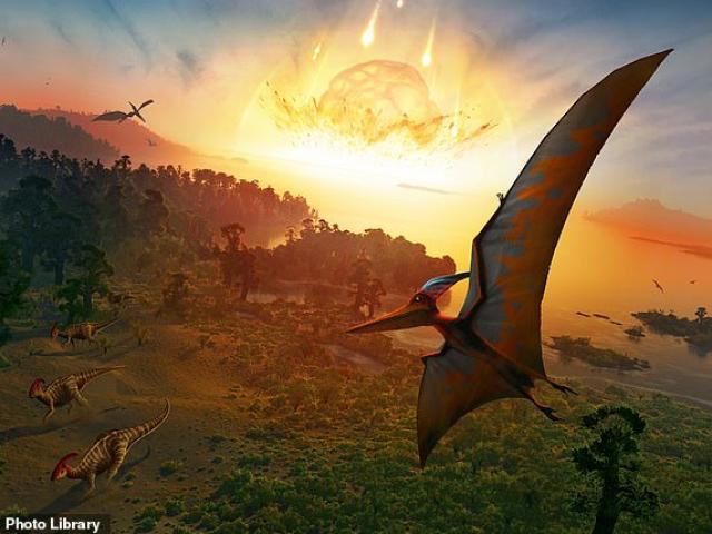 Thiên thạch quét sạch khủng long biến đại dương thành bể axít khổng lồ