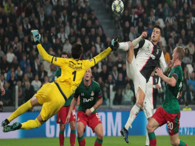 """Kết quả bóng đá cúp C1 Juventus - Lokomotiv Moscow: Tuyệt đỉnh """"tiểu Messi"""" che mờ Ronaldo"""
