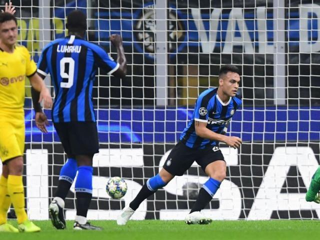 Bóng đá cúp C1, Inter Milan - Dortmund: Lukaku năng nổ, 3 điểm ngọt ngào