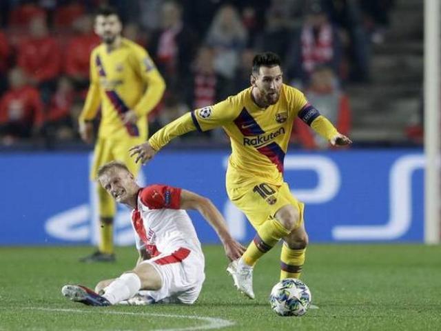 Messi lập liền 2 kỳ tích, Ronaldo nhạt nhòa ở lượt 3 vòng bảng Cúp C1