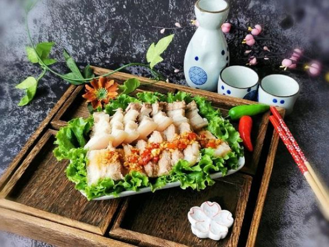 Học người Trung Hoa làm món thịt luộc này, cả nhà ăn cứ tấm tắc khen mãi