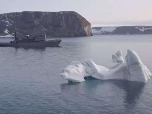5 hòn đảo mới bất ngờ lộ diện tại Bắc Cực