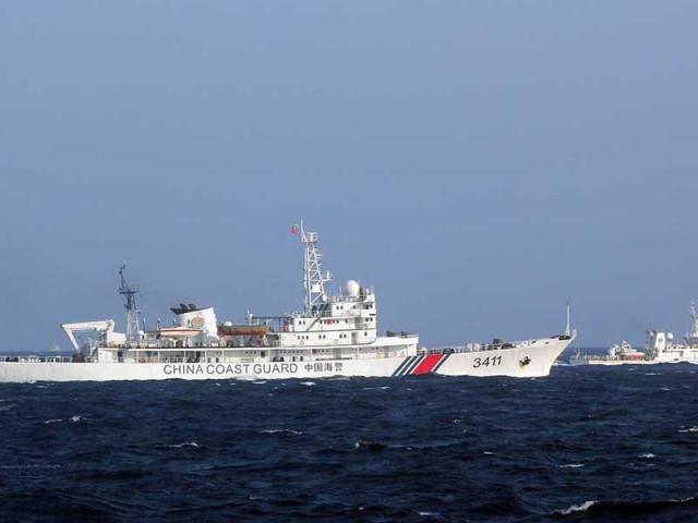 Chống chiến thuật nổi dậy của Trung Quốc ở biển Đông