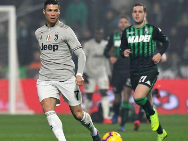 Trực tiếp bóng đá Lecce - Juventus: Đồng đội cũng ước được như Ronaldo
