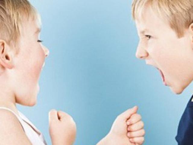 Cách xử lý khi các con đánh nhau