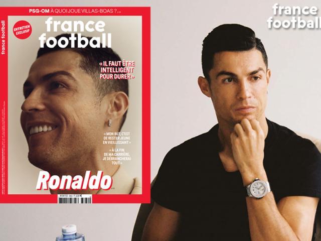 Ronaldo sáng cửa đoạt Quả bóng Vàng: Nói điều bất ngờ về đại kình địch Messi