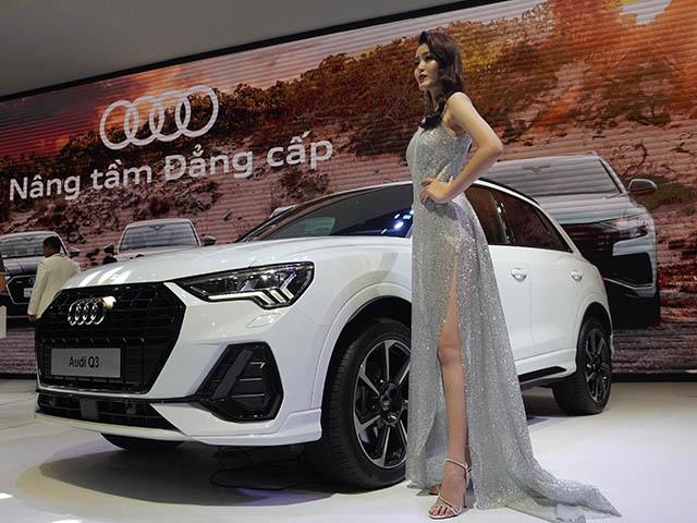 Đã có 108 khách đặt xe Audi tại triển lãm Ô tô Việt Nam 2019