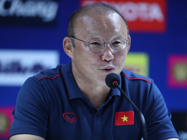 HLV Park Hang Seo nói lý do Filip Nguyễn và Alexander Đặng không được gọi