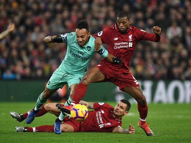 Trực tiếp bóng đá Liverpool - Arsenal: Thủ thành trẻ tỏa sáng