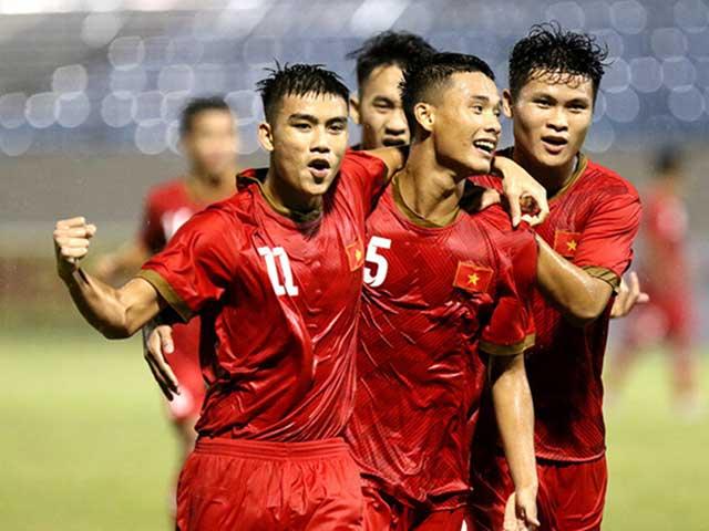 Video highlight trận U21 Việt Nam - U21 Hanyang: Bùng nổ hiệp 2, tiệc 5 bàn mãn nhãn