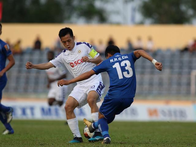 Trực tiếp bóng đá Quảng Nam - Hà Nội: Phút đăng quang vỡ òa (Chung kết Cúp QG) (Hết giờ)