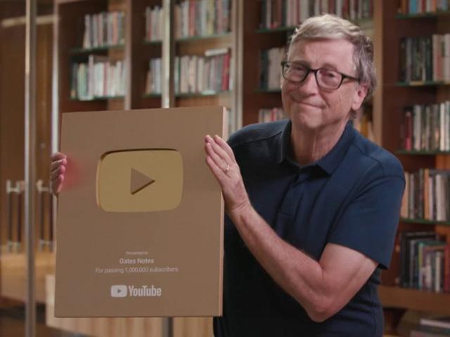 Bill Gates mất gần 10 năm để làm điều Bà Tân Vlog cần 20 ngày
