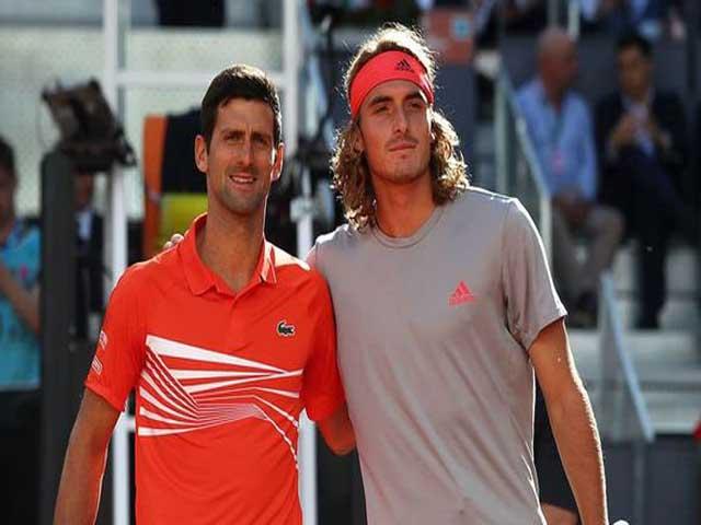 Video tennis Djokovic - Tsitsipas: Diễn biến không tưởng, bẻ break thần sầu