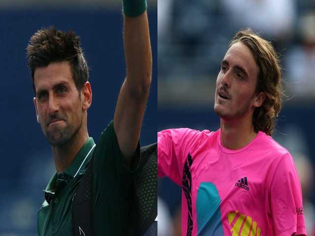 Trực tiếp tennis Djokovic - Tsitsipas: Chiến thắng kiểu tốc hành (Kết thúc)