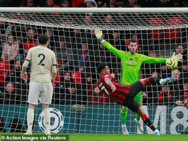 MU thủng lưới khó ngờ, Solskjaer lập kỷ lục buồn nối gót Sir Alex Ferguson