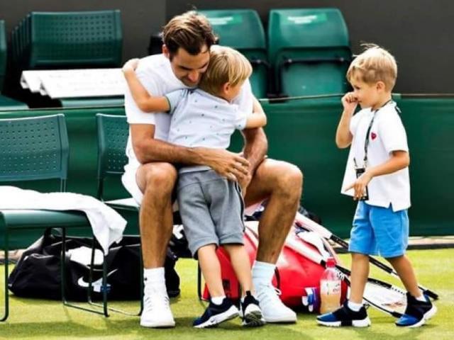 Tennis 24/7: Federer bất ngờ không muốn 4 con nối nghiệp