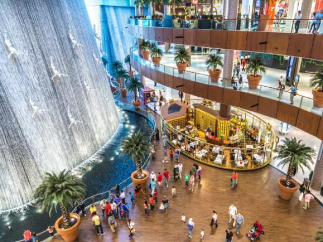 Tận hưởng cuộc sống trong 24 giờ ở Dubai