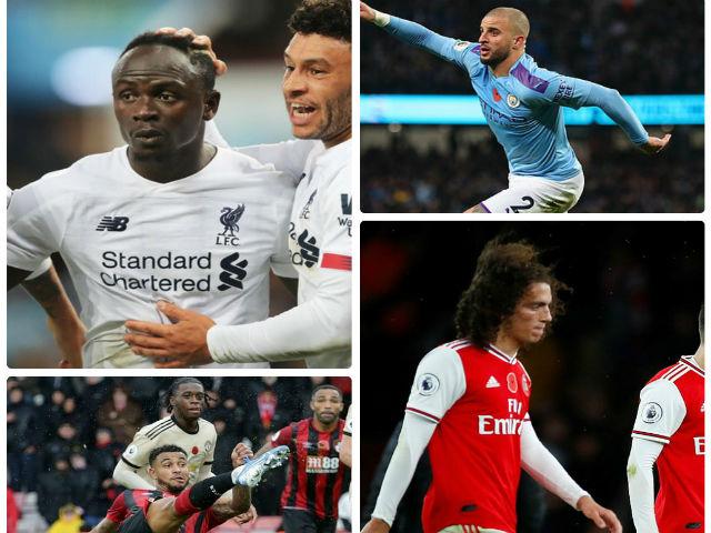Điểm nóng vòng 11 Ngoại hạng Anh: Liverpool - Man City vỡ òa chờ đại chiến, MU sa lầy