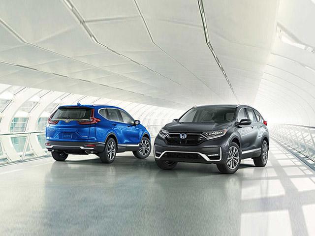 Honda CR-V thế hệ mới nâng cấp nhẹ về thiết kế và tăng giá bán