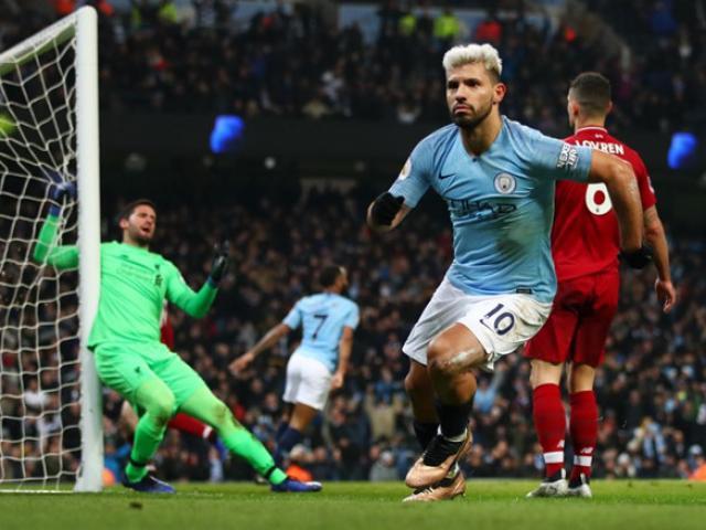 Man City đại chiến Liverpool: Aguero bất ngờ coi MU là điểm tựa vượt khó