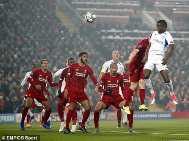 """Kết quả bóng đá cúp C1 Liverpool - Genk: Canh bạc mạo hiểm, thoát hiểm nhờ """"gà son"""""""