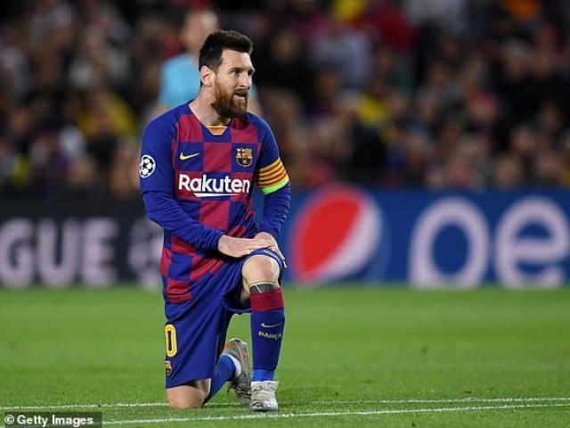 Barca - Messi gây thất vọng cúp C1: Nguy cơ bị loại từ vòng bảng ra sao?